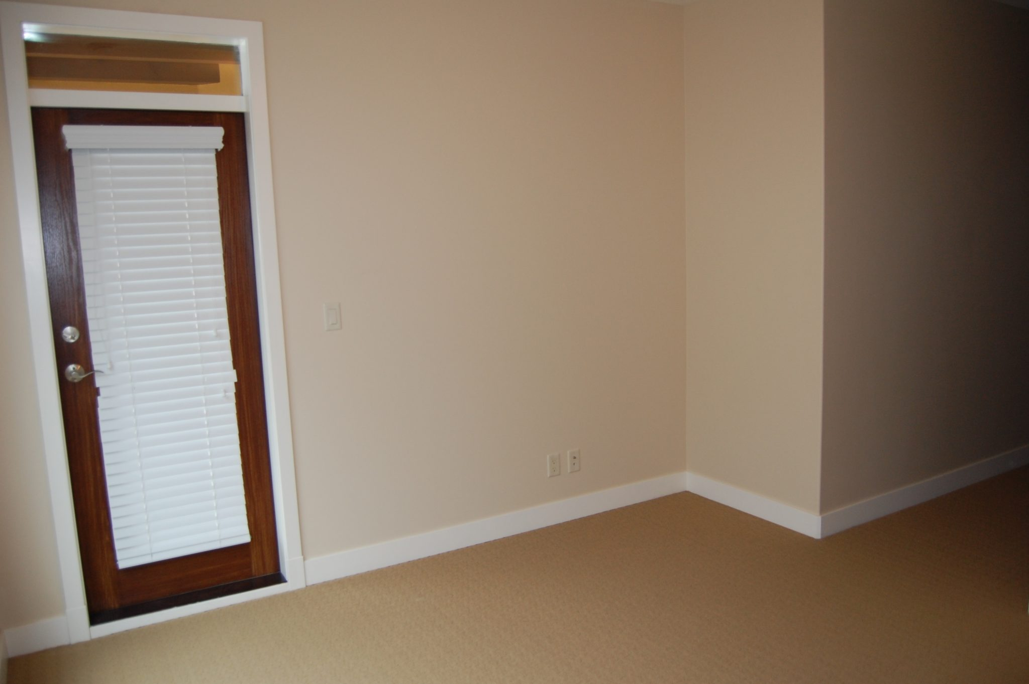 Bedroom before... | Creative Touch Kelowna Interior Design