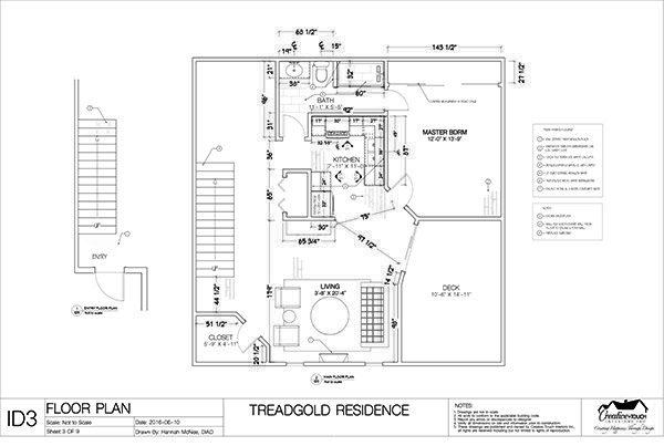 Interior Design Kelowna | Creative Touch Interiors | Space Planning & Floor Plans