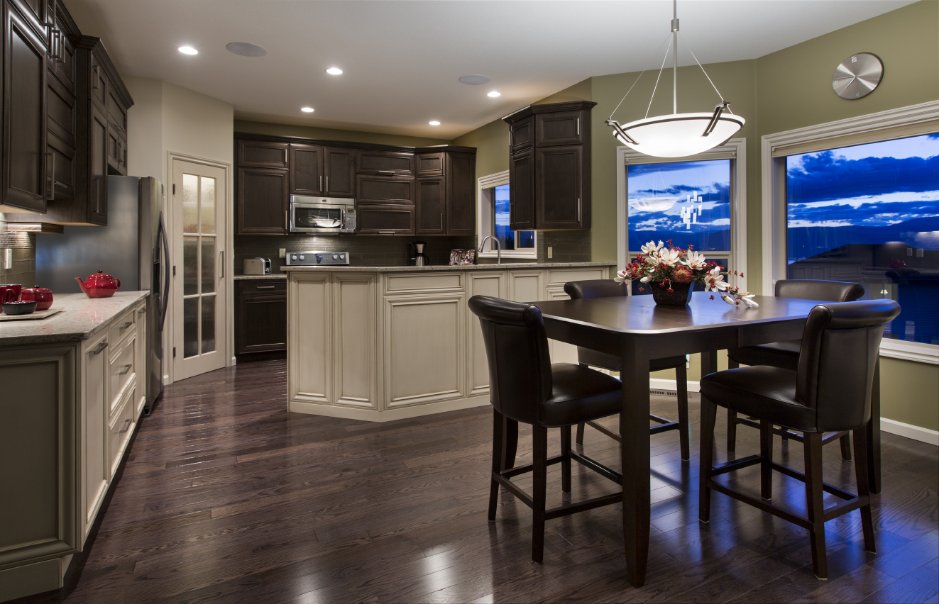 Creative interior design for Kitchen cabinets kelowna