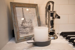 Finishing details/staging | Creative Touch Kelowna Interior Design