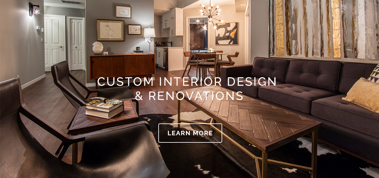 Custom Interior Design & Renovations | Creative Touch Interiors