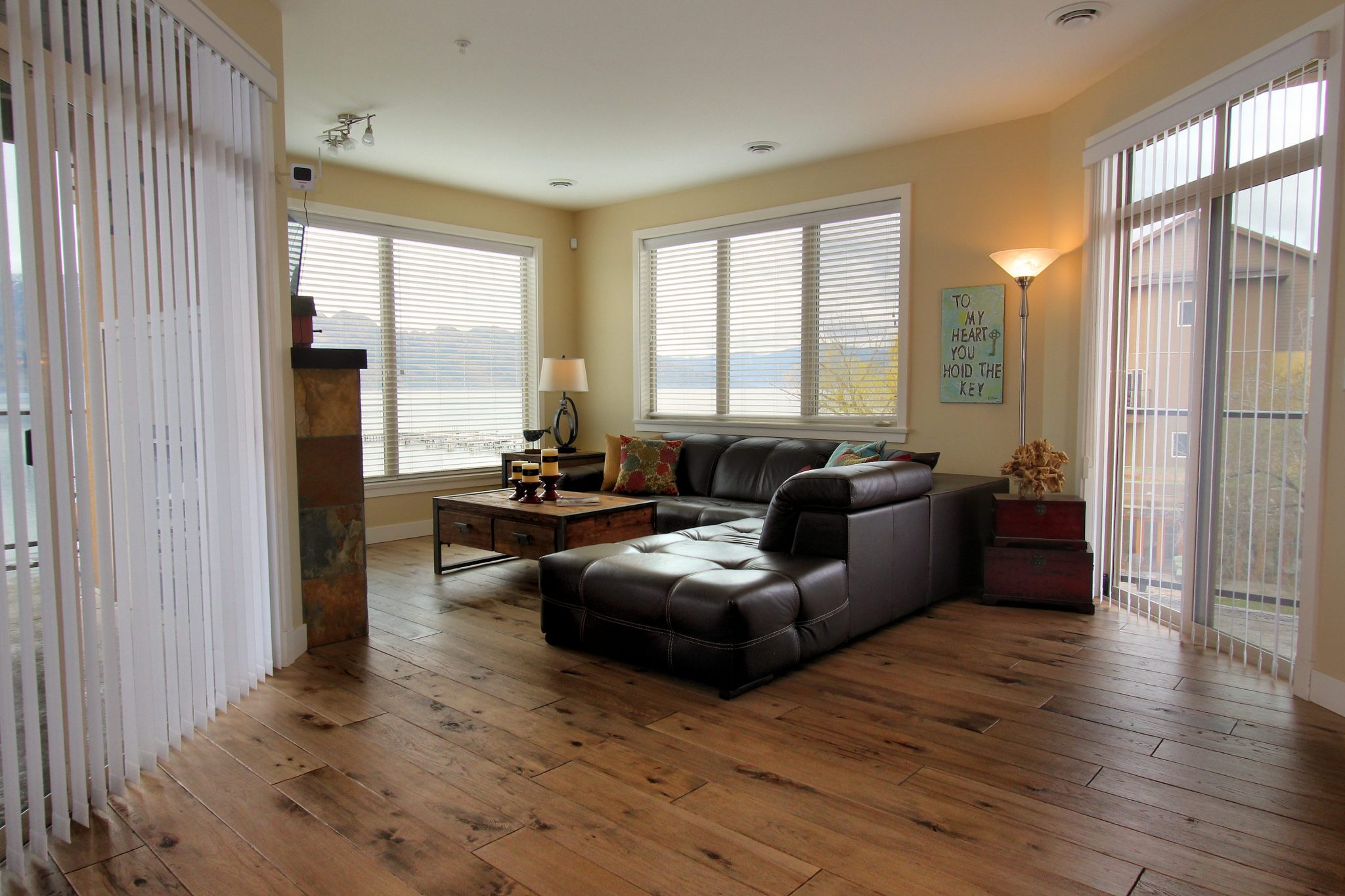 Living room after! | Creative Touch Kelowna Interior Design