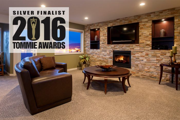 Interior Design Kelowna - Creative Touch Tommie Award winning project