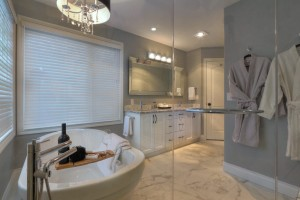 After Cascia Drive Bathroom | Creative Touch Kelowna Interior Design