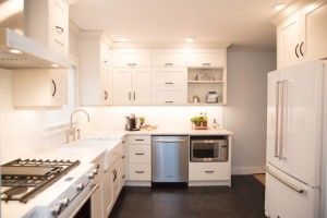 Heritage Home Kitchen Remodel After | Creative Touch Kelowna Interior Design